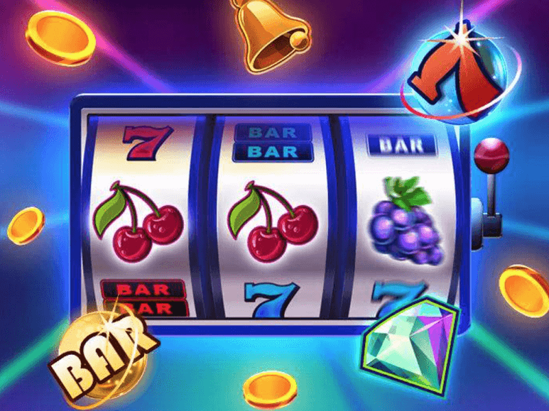 How the graphics of slots have evolved over time